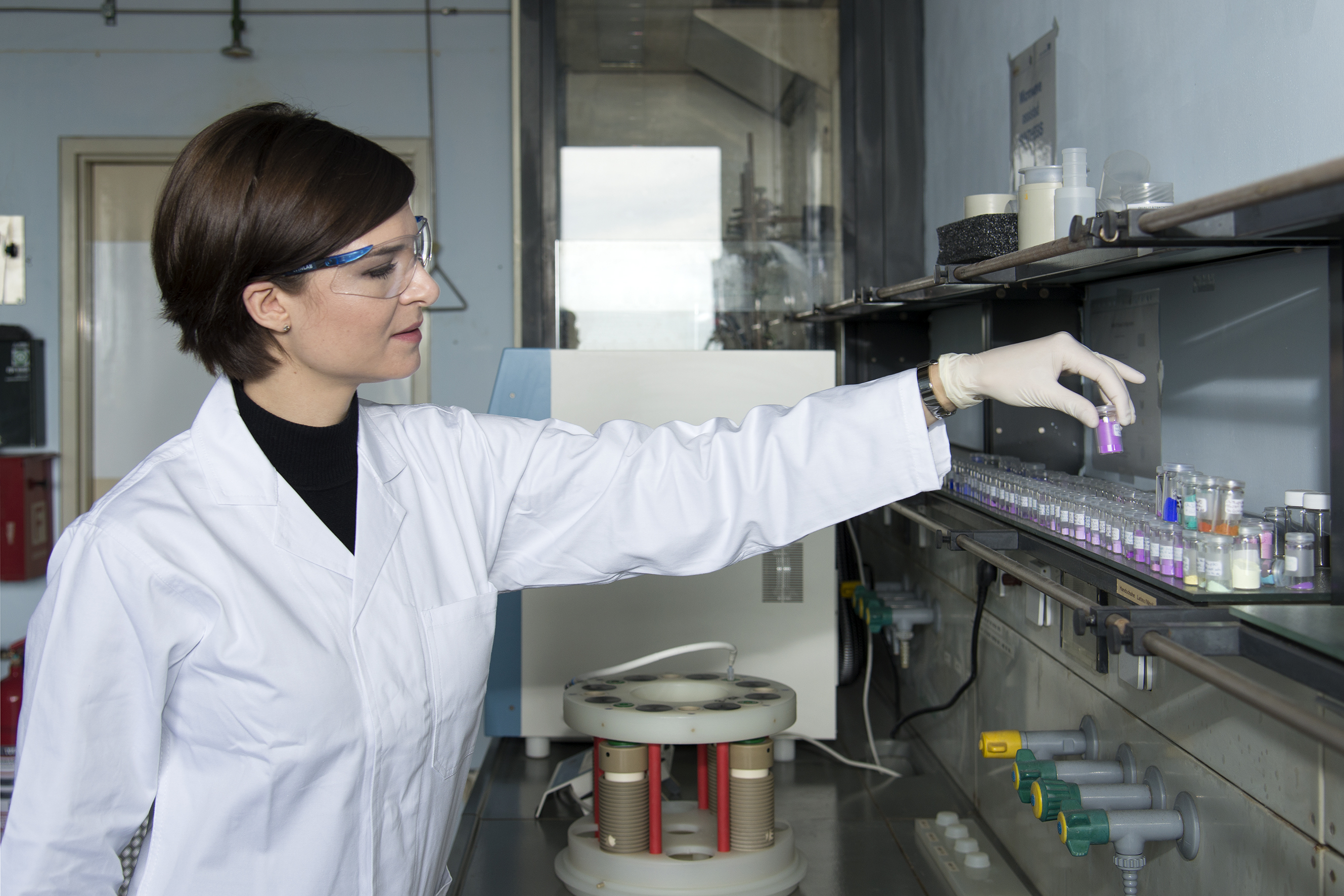 Neues Verfahren zur Herstellungdes Hochvolt-Kathodenmaterials Lithium-Kobaltphosphat